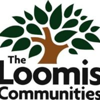 The Loomis Communities logo