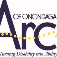 ONONDAGA COUNTY CHAPTER NYSARC, ... logo