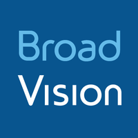 BroadVision logo