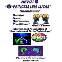 Princess Leia Lucas® Foundations, Trusts, Media, Science, PL Lucas® Education logo
