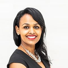 Profile photo of Bezawit Woldesilassie, Client Service Associate at Seventy2 Capital