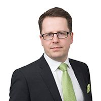 Profile photo of Tero Heikkinen, CFO at Apetit