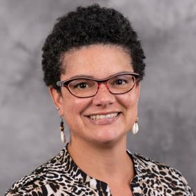 Profile photo of Sigrid Hall, Director, Creative Services at Winston-Salem State University