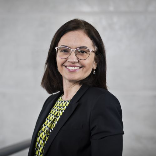 Profile photo of Graziela Chaluppe dos Santos Malucelli, EVP, Operations, Supply & Quality at Novozymes