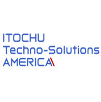 ITOCHU Techno-Solutions America logo