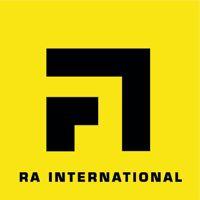 RA International logo