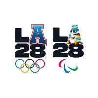 LA28 logo
