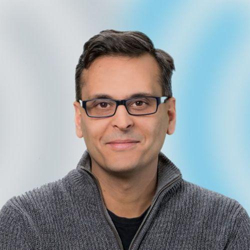 Profile photo of Hemant Modi, Senior Director of Technical Solutions at Cogito