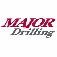 Major Drilling logo