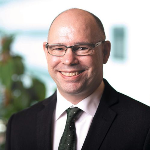 Profile photo of Johan Buse, Consumer Business Group Lead at StarHub