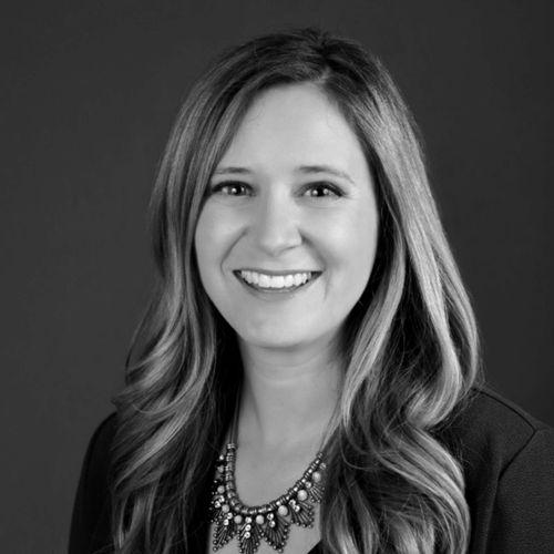 Profile photo of Sarah Pease, VP, Global Head of Marketing at FinLync