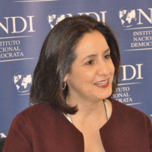 Profile photo of Deborah Ullmer, Regional Director for Latin America and the Caribbean Programs at National Democratic Institute