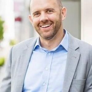 Profile photo of Gavin Buxton, Managing Director, Asia at SpotX