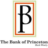 The Bank of Princeton logo