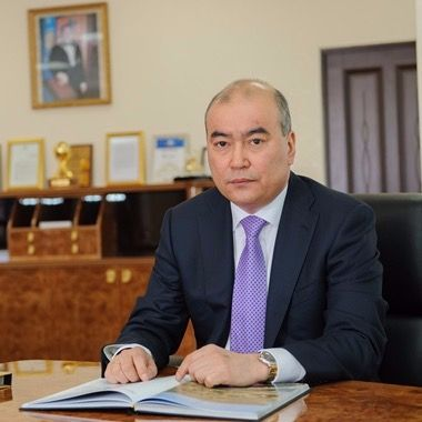 Kurmangazy Iskaziyev