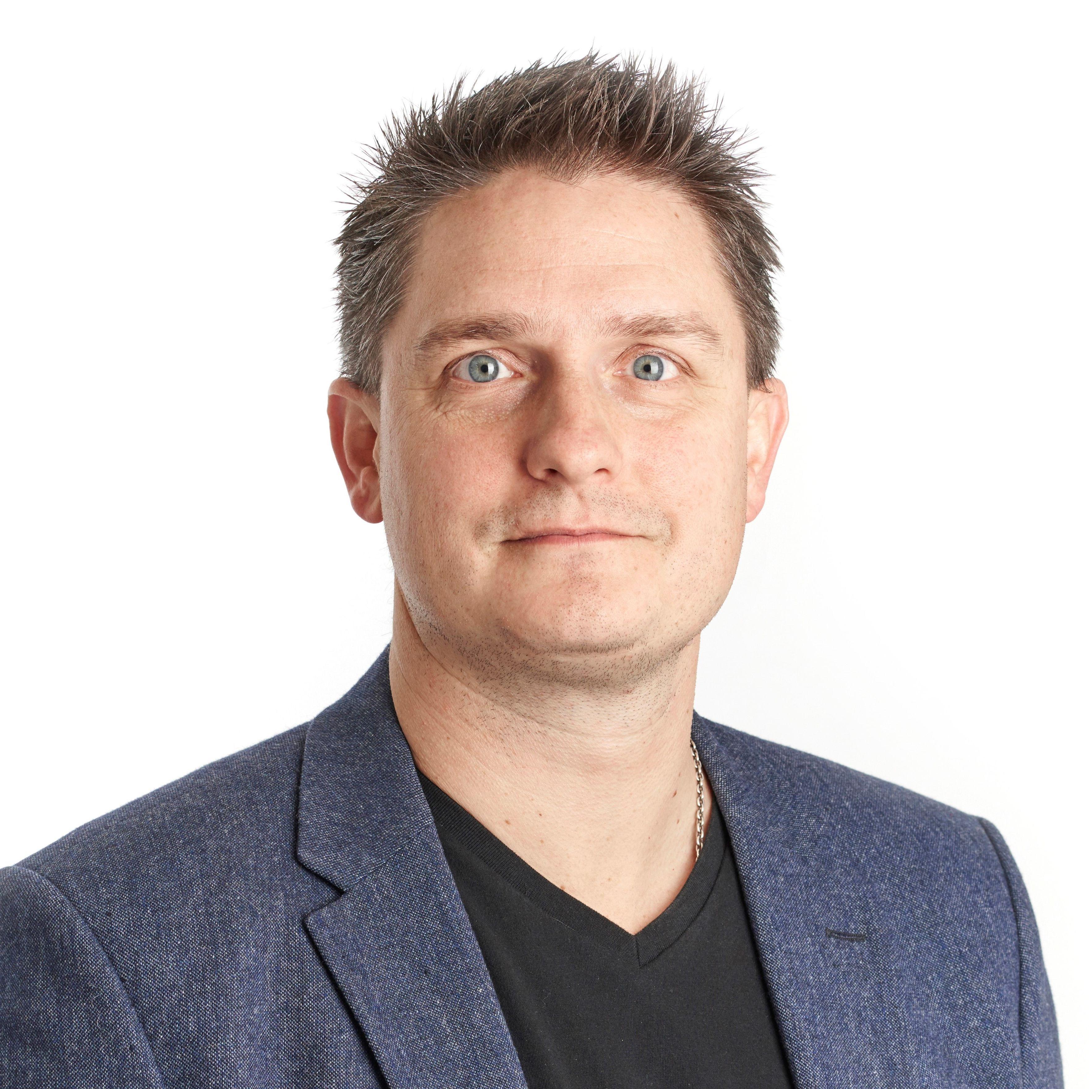Profile photo of Rob Hattrell, Non-Executive Director at Future
