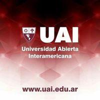 Universidad Abierta Interamericana logo