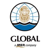Global Diving & Salvage logo