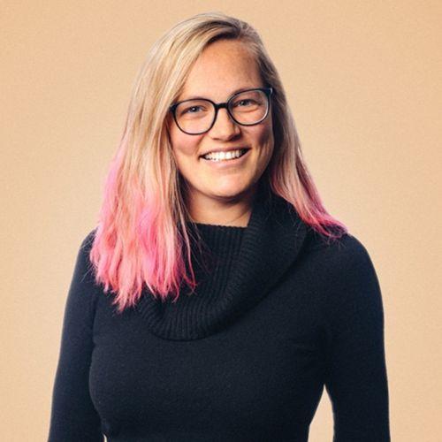Profile photo of Katharine Offinger, Senior Vice President at BerlinRosen