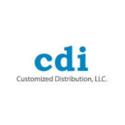 Customized Distribution logo
