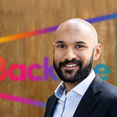 Profile photo of Ashin John, Digital Platform Manager at BackLite Media