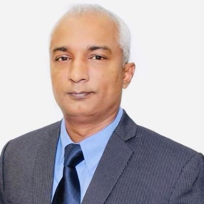 Profile photo of Munis Ramachandran, Fleet Operations General Manager, Subsea at MMA Offshore Limited