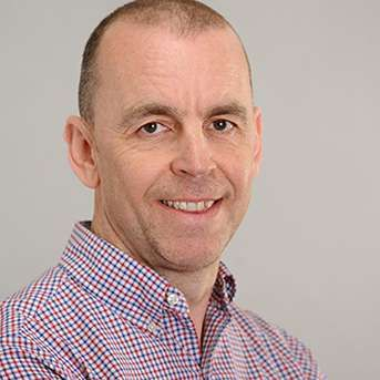 Profile photo of Kevin Chalmers, VP Operations at Owlstone Medical