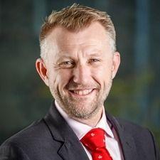 Profile photo of Jason Beutel, CEO at Robert Bird Group