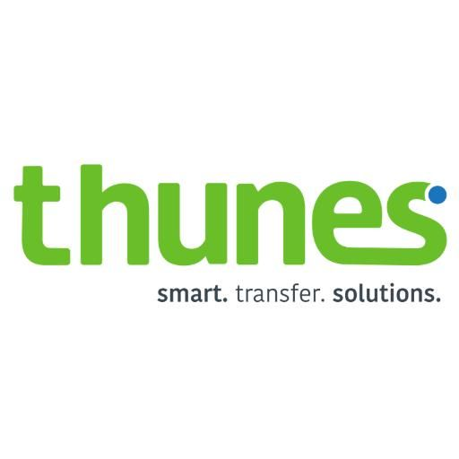 Thunes logo