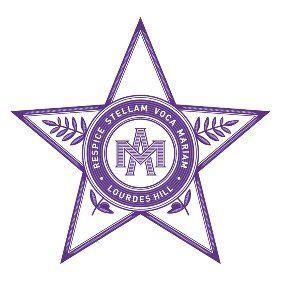 Lourdes Hill College logo