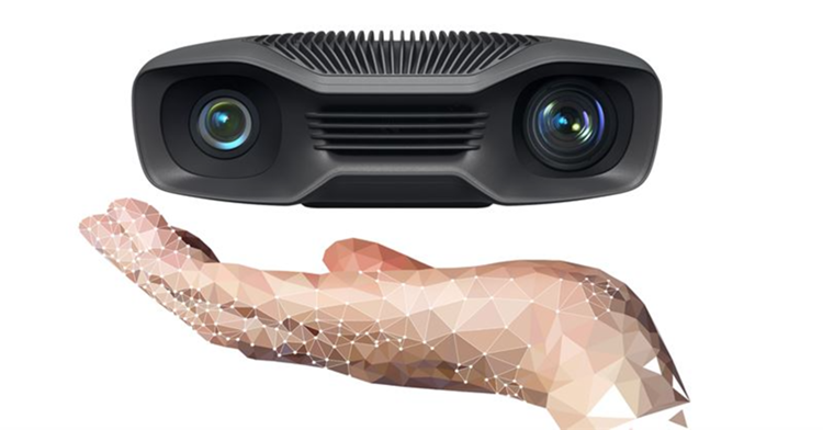 Zivid Two brings human-like vision to pick-and-place robotics.