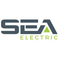 SEA Electric logo