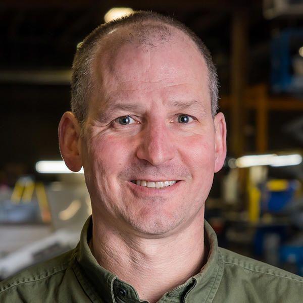 Profile photo of Steve Otis, Virtual Design & Construction Supervisor at Hermanson Company, LLP