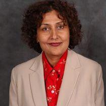 Profile photo of Ruki Jayaraman, Provost & Chief Academic Officer at Trident University International