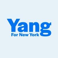 Yang for New York logo