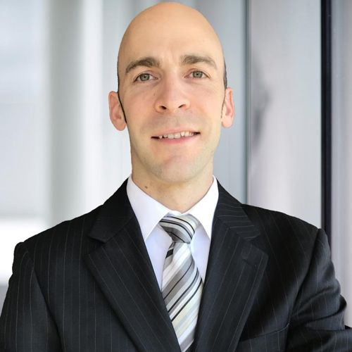 Profile photo of Shaun Gaudet, Director of Project Management at Xebec