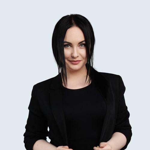 Profile photo of Anastasiia Kolvakh, Art Director at BN Digital