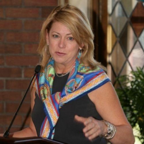 Profile photo of Shari K. Bryan, Vice President at National Democratic Institute