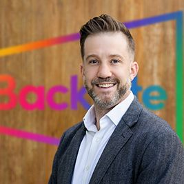 Profile photo of James Harrison, Chief Commercial Officer at BackLite Media