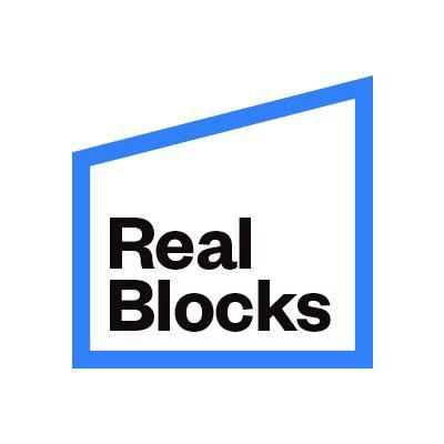 RealBlocks logo