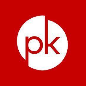 PK logo