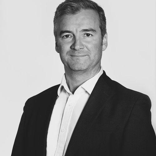 Profile photo of Dominic Shine, CTO at Dentsu International