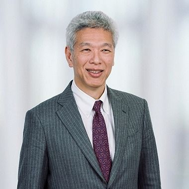 Profile photo of Lee Hsien Yang, Non – Executive Director at Rolls-Royce