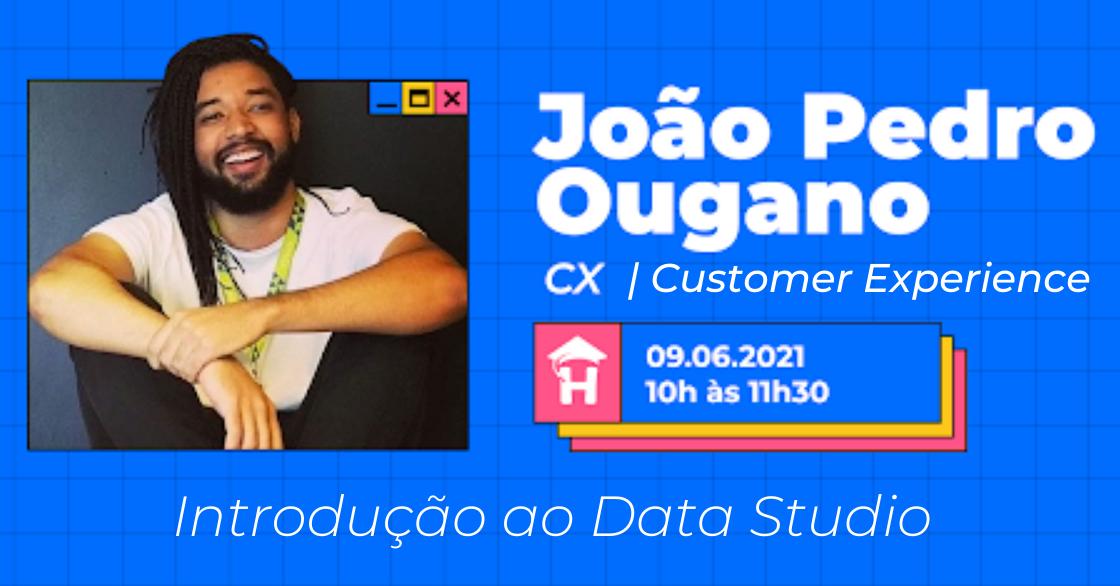 Treinamento   Introdução ao Data Studio, Hurb.com