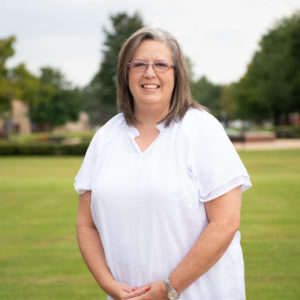 Profile photo of Lori McBee, VP for Advancement and Alumni Engagement at University of the Ozarks