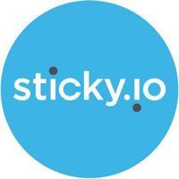 sticky.io logo