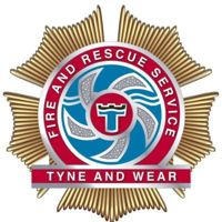 Tyne & Wear Fire & Rescue Service logo
