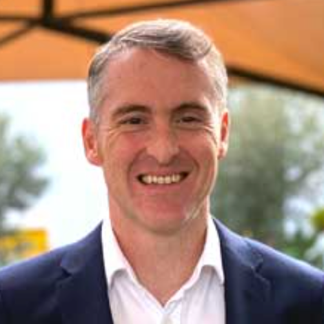 Profile photo of Adam Horsburgh, Chief Executive Officer at Austin Health
