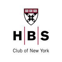 HBS Club of NY logo