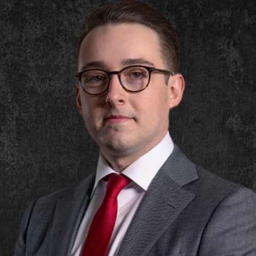 Profile photo of Kevin Harnischfeger, Investment Analyst at Camden Capital